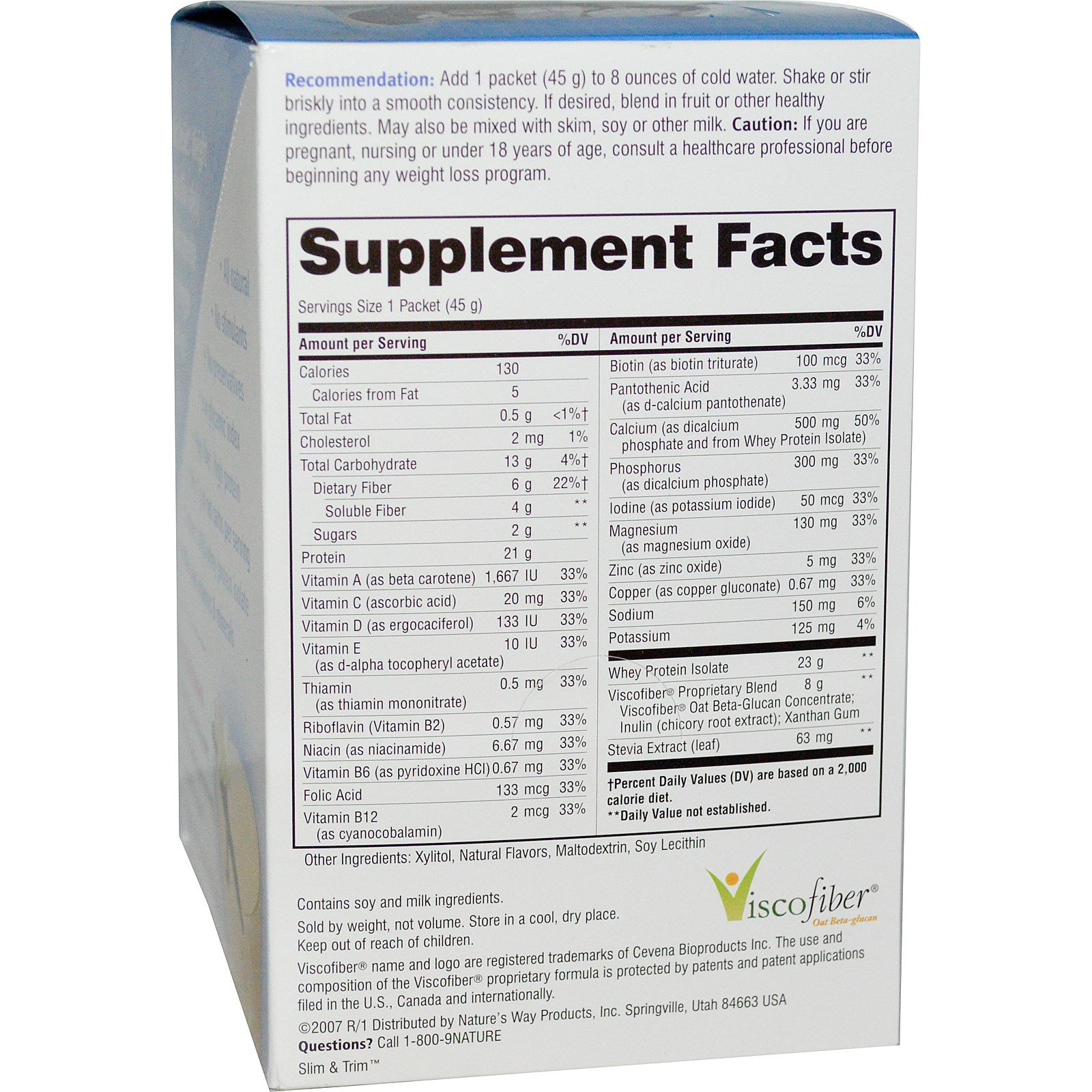 Jamie eason weight loss supplements