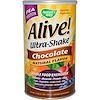 Nature's Way, Alive! Ultra-Shake, Pea Protein, Chocolate, 21 oz (597 g) (Discontinued Item)