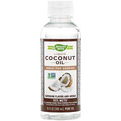 Nature's Way, 液體椰子油,10 盎司(300 毫升)