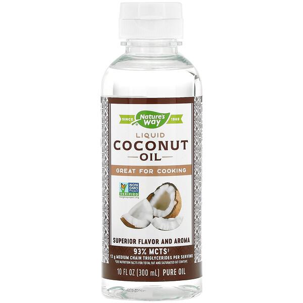 液体ココナッツオイル、300ml(10液量オンス)