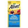 Nature's Way, Alive! Men's Ultra Potency Complete Multivitamin, 30 Tablets
