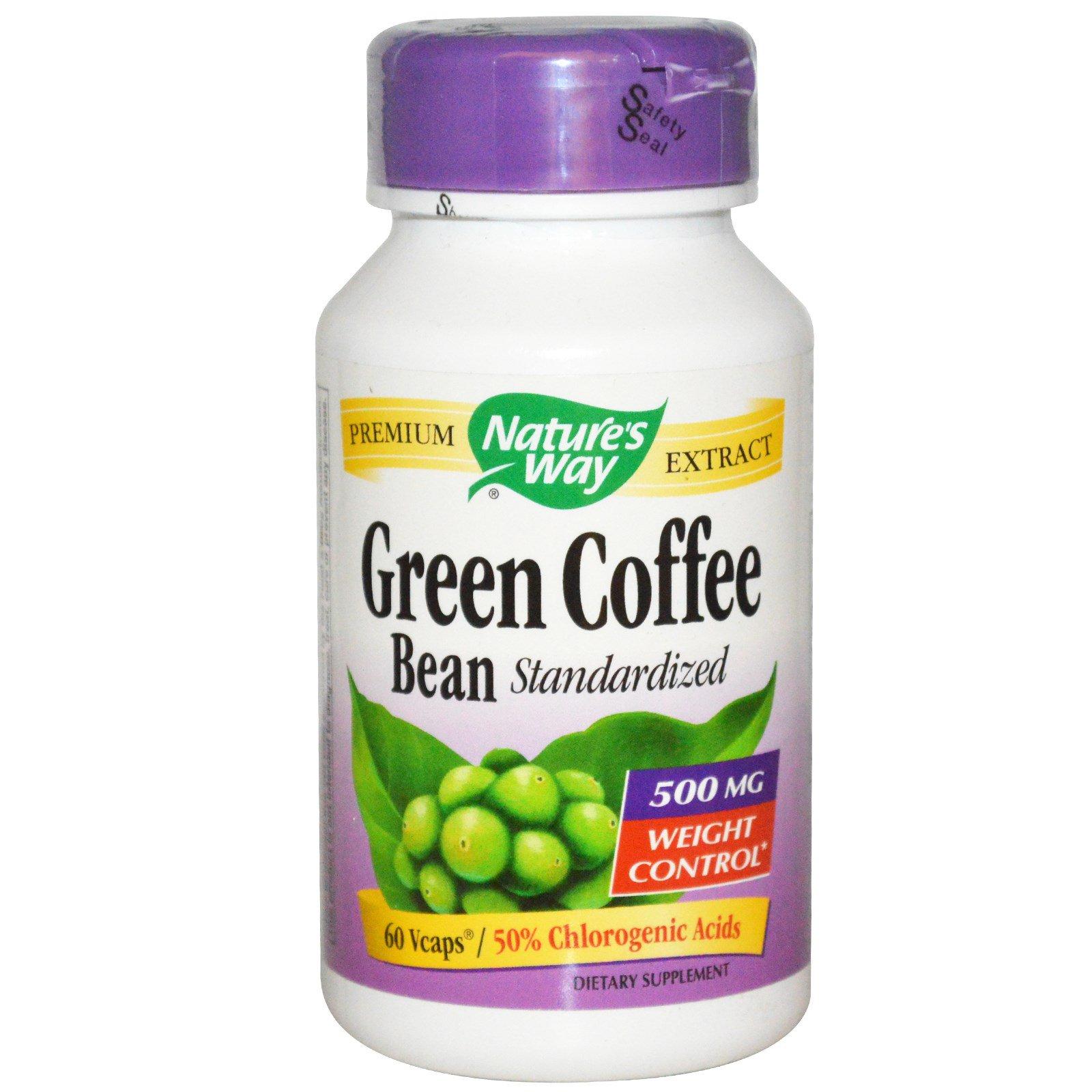 Nature S Way Green Coffee Bean Reviews