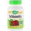 Nature's Way, Schisandra Fruit, 580 mg, 100 Vegetarian Capsules