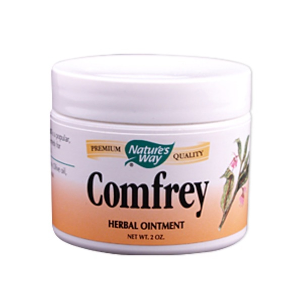 Nature's Way, Comfrey, Herbal Ointment, 2 oz (Discontinued Item)