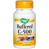 Nature's Way, Buffered C-500, 100 Capsules