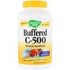 Nature's Way, Buffered C-500, 250 Capsules