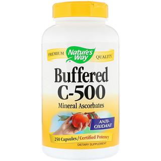 Nature's Way, 버퍼드 C-500, 250 캡슐