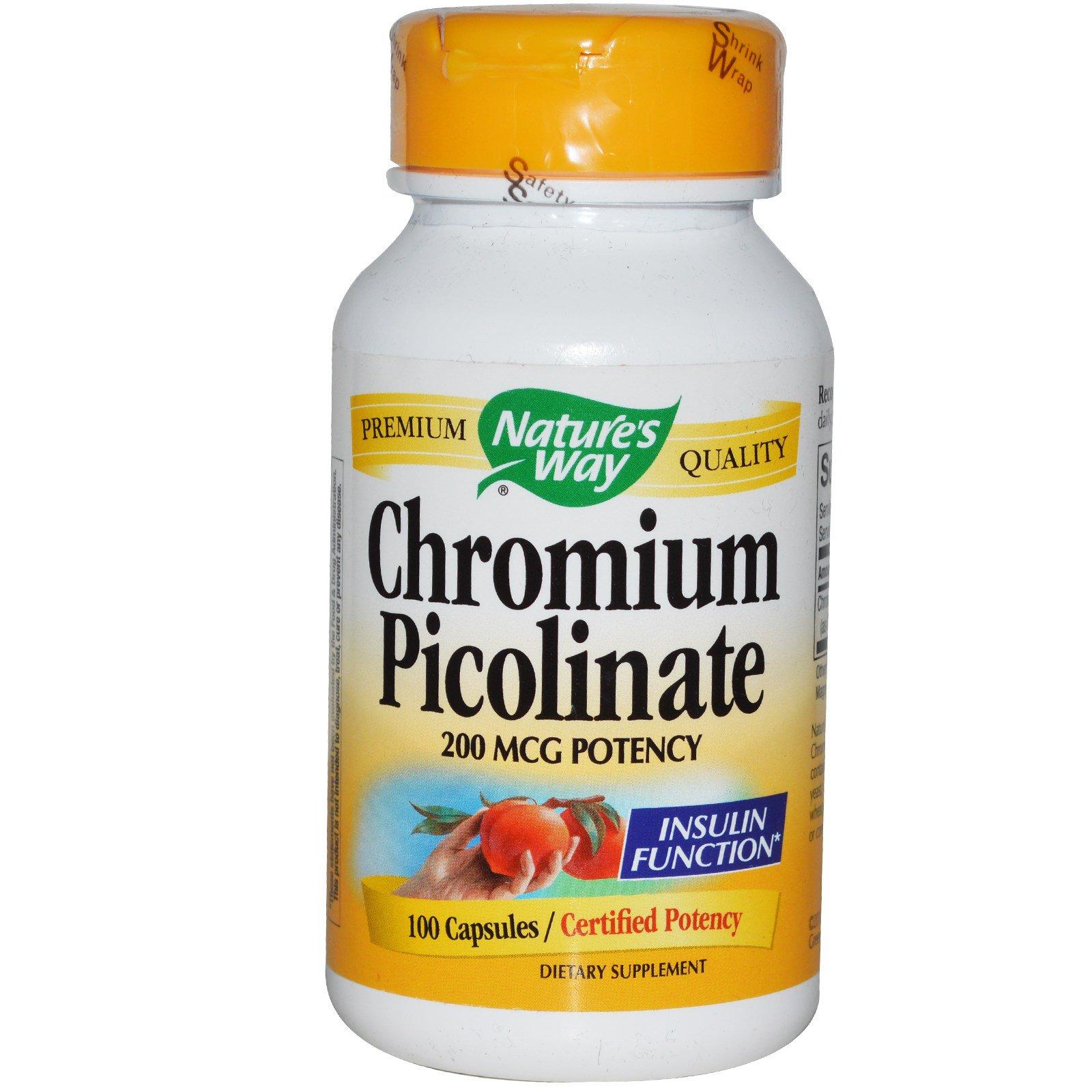 Chromium Picolinate Reviews
