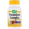 Nature's Way, Potassium Complex, 99 mg, 100 Capsules
