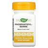 Nature's Way, Phosphatidylserine, 100 mg, 60 Softgels