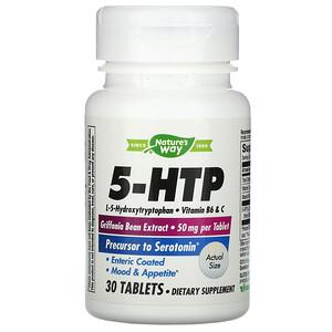 Натурес Вэй, 5-HTP, 30 Tablets отзывы