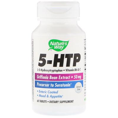 Купить 5-HTP, 60 таблеток