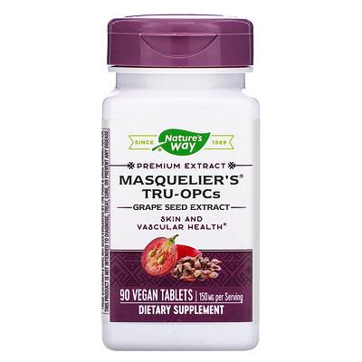 Masqueliers Tru-OPCs, 90 таблеток