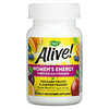 Nature's Way, Alive! Women's Energy, Complete Multivitamin, 50 Tablets
