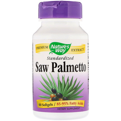 Купить Со пальметто, 60 мягких желатиновых капсул