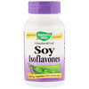 Nature's Way, Soy Isoflavones, Standardized, 60 Veg Capsules