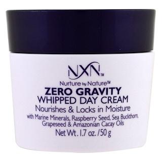 NXN, Nurture by Nature, Zero Gravity Whipped Day Cream, 1.7 oz (50 g)