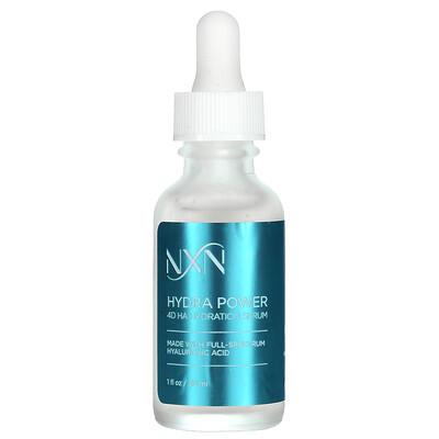NXN, Nurture by Nature Hydra Power, 4D HA Hydration Serum, 1 fl oz (30 ml)
