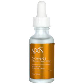 NXN, Nurture by Nature, C-Change, Vitamin C Glow Serum, 1 fl oz (30 ml)