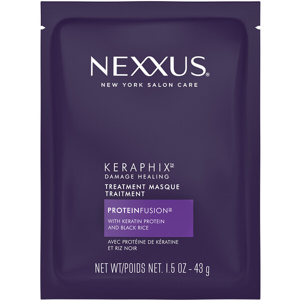 Nexxus, Keraphix Treatment Hair Masque, Damage Healing, 1.5 oz (43 g)