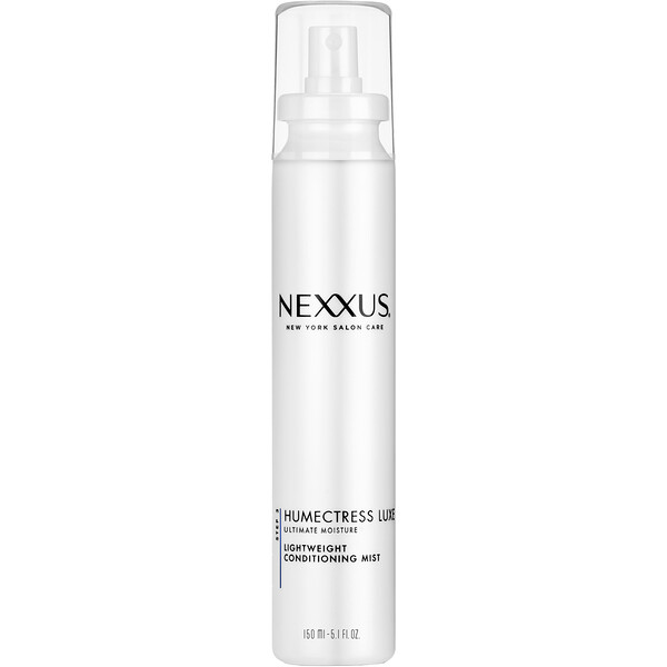 Nexxus, Humectress Luxe, Lightweight Conditioning Mist, Ultimate Moisture, 5.1 oz (150 ml)