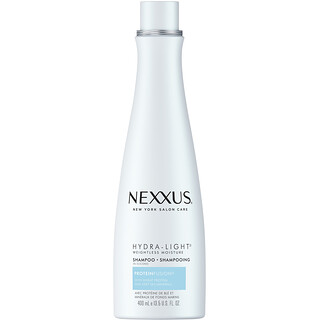 Nexxus, Hydra-Light Shampoo, Weightless Moisture, 13.5 fl oz (400 ml)