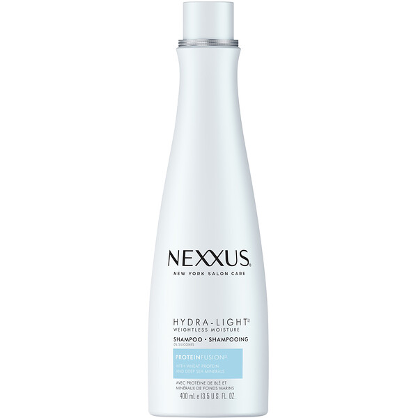 Nexxus, Hydra-Light Shampoo, Weightless Moisture, 13.5 fl oz (400 ml)