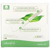 Organyc, Organic Tampons, Compact, Super, 16 Tampons