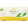 Organyc, Organic Tampons, Regular, 16 Tampons