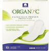 Organyc, 有机棉垫,多量,10 片