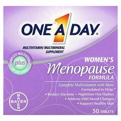 One-A-Day, 女性更年期配方,多維生素多礦物質補充劑,50 片