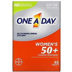 One-A-Day, 女性 50+ 多面複合維生素,65 片