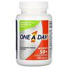 One-A-Day, полноценный поливитаминный комплекс для женщин старше 50лет, 65таблеток