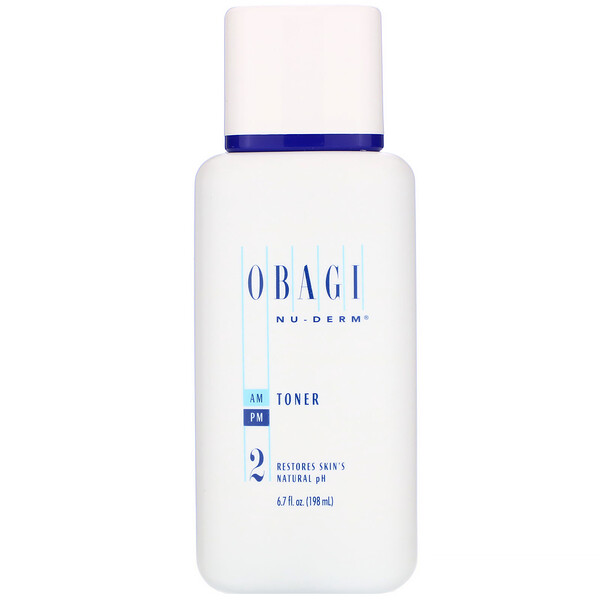 Obagi, Nu-Derm, Toner, 6.7 fl oz (198 ml) (Discontinued Item)