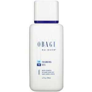 Obagi, Nu-Derm, Foaming Gel, 6.7 fl oz (198 ml) отзывы