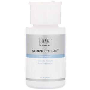 Obagi, CLENZIderm M.D., Pore Therapy, 5 fl oz (148 ml) отзывы