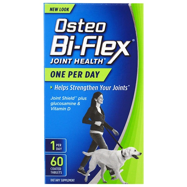 Osteo Bi-Flex, Joint Health, 60 Coated Tablets (Discontinued Item)