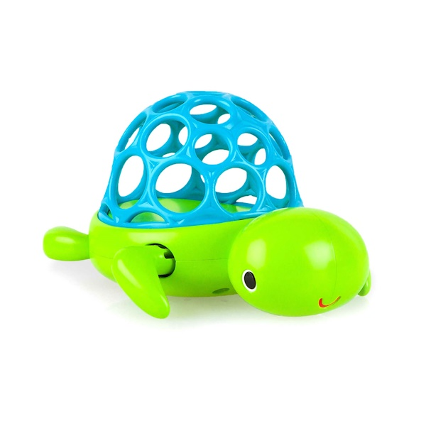 Oball, H2O, Wind'N Swim Turtle, 6+ Months (Discontinued Item)