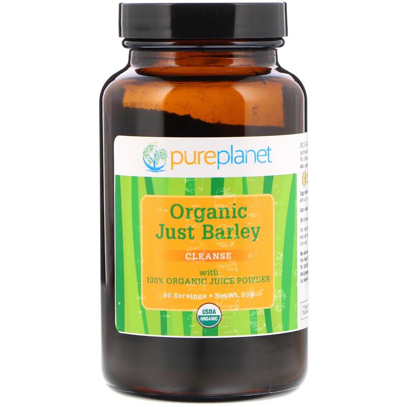 Organic Just Barley, 80 g