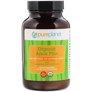 Пуре Планет, Organic Amla Plus, 114 g отзывы