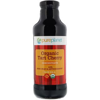 Pure Planet, Organic Tart Cherry, Concentrate, 16 fl oz (473 ml)