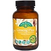Pure Planet, Ginseng Plus, 500 mg, 100 Tablets