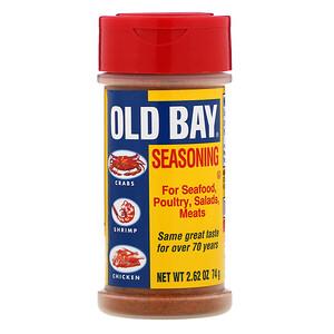 Old Bay, Seasoning, 2.62 oz (74 g) отзывы покупателей
