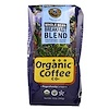 Organic Coffee Co., Organic Breakfast Blend, Whole Bean, 12 oz (340 g)