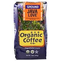 Кофе Java Love, молотый, 12 унций (340 г) - фото