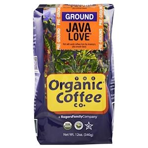Органик Коффее Ко, Java Love, Pre Ground, 12 oz (340 g) отзывы
