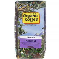 Organic Coffee Co., Hazelnut, Ground, 12 oz (340 g)