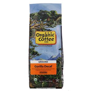 Органик Коффее Ко, Gorilla Decaf, Ground, 12 oz (340 g) отзывы покупателей