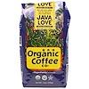 Organic Coffee Co., ジャバラブ, ホールビーンコーヒー, 12オンス (340 g)