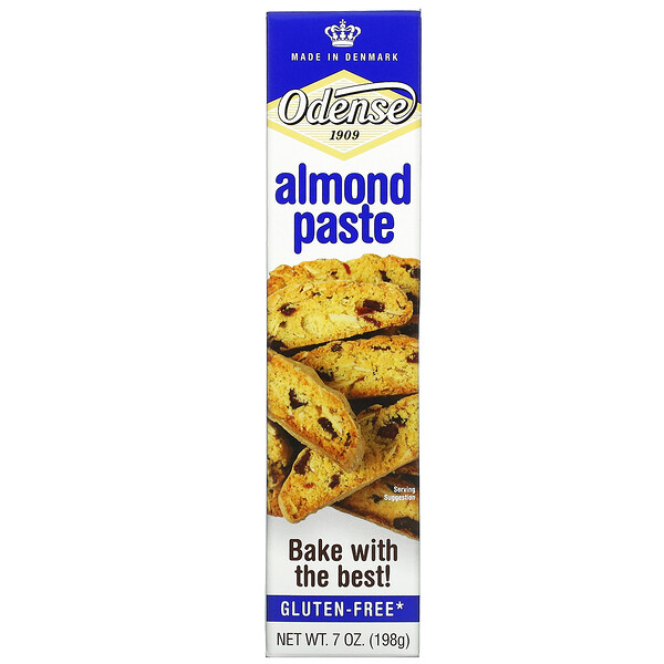 Odense, Almond Paste, 7 oz (198 g)
